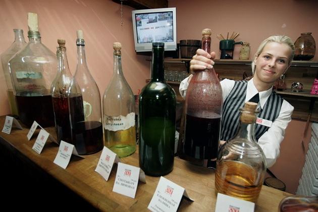 Алкогольные напитки в домашних условиях на спирту